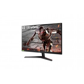 "LG 32GN500-B LED display 80 cm (31.5"") 1920 x 1080 Pixel Full HD Nero, Rosso"