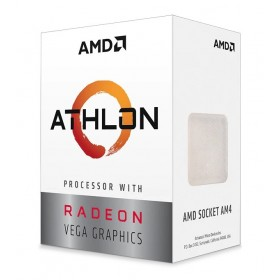 AMD Athlon 3000G processore 3,5 GHz 4 MB L3 Scatola