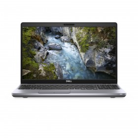 "DELL Precision 3551 DDR4-SDRAM Mobile workstation 39.6 cm (15.6"") 1920 x 1080 pixels 10th gen Intel® Core™ i7 8 GB 256 GB SSD"