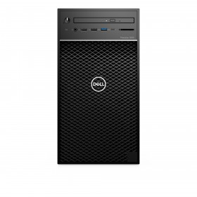 DELL Precision 3640 DDR4-SDRAM W-1270P Tower Intel® Xeon® W 16 GB 512 GB SSD Windows 10 Pro Arbeitsstation Schwarz