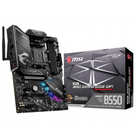 MSI MPG B550 Gaming Edge WiFi AMD B550 Emplacement AM4 ATX