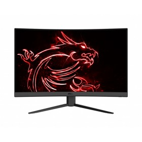 "MSI 32 1920 X 1080 (FHD) 165 HZ 1MS 1500R VESA DP 2XHDMI 80 cm (31.5"") 1920 x 1080 Pixel Full HD Nero"