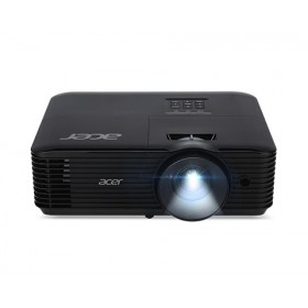 Acer Essential X118HP data projector Ceiling-mounted projector 4000 ANSI lumens DLP SVGA (800x600) Black