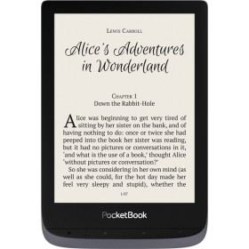 Pocketbook Touch HD 3 e-book reader Touchscreen 16 GB Wi-Fi Black, Grey