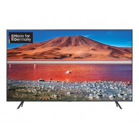 "Samsung GU43TU7199UXZG TV 109.2 cm (43"") 4K Ultra HD Smart TV Wi-Fi Carbon"