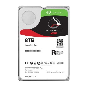 "Seagate IronWolf ST8000VN004 internal hard drive 3.5"" 8000 GB Serial ATA III"