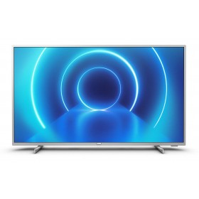 "Philips 7500 series 43PUS7555 12 TV 109.2 cm (43"") 4K Ultra HD Smart TV Wi-Fi Silver"