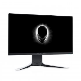 "Alienware AW2521HFLA 63,5 cm (25"") 1920 x 1080 Pixel Full HD LCD Argento, Bianco"