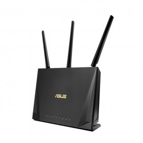 ASUS RT-AC85P router inalámbrico Gigabit Ethernet Doble banda (2,4 GHz   5 GHz) Negro