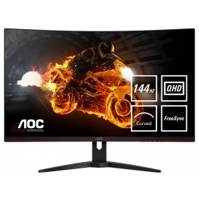 "AOC G1 CQ32G1 LED display 81,3 cm (32"") 2560 x 1440 Pixeles Quad HD LCD Negro"