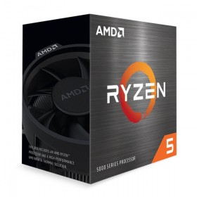 AMD Ryzen 5 5600X processor 3.7 GHz 32 MB L3 Box