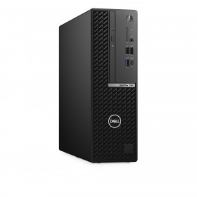DELL OptiPlex 7080 DDR4-SDRAM i5-10500 SFF 10th gen Intel® Core™ i5 16 GB 512 GB SSD Windows 10 Pro PC Black