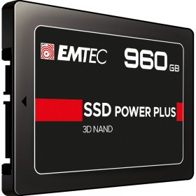 "Emtec X150 Power Plus 2.5"" 960 GB Serial ATA III"