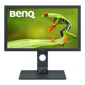"Benq SW271C 68,6 cm (27"") 3840 x 2160 Pixel 4K Ultra HD LED Nero"