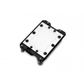 EK Water Blocks 3831109810286 ventola per PC Processore Blocco di acqua Nero, Metallico