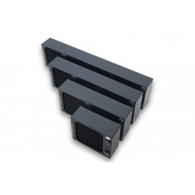 EK Water Blocks EK-CoolStream XE 360 (Triple) Radiatore Nero
