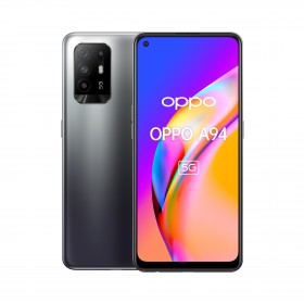 "OPPO A94 5G A94 Smartphone 5G, 173g, Display 6.43"" FHD+ AMOLED, 4 Fotocamere 48MP, RAM 8GB + ROM 128GB Espandibile, Batteria"