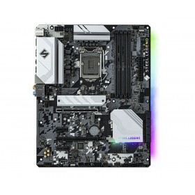 Asrock B560 Steel Legend Intel B560 LGA 1200 (Socket H5) micro ATX