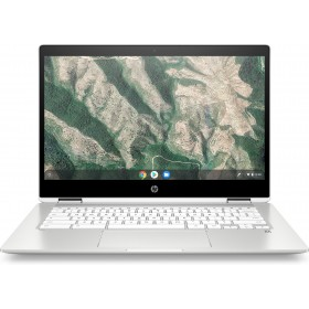 "HP Chromebook x360 14b-ca0012nl LPDDR4-SDRAM 35,6 cm (14"") 1920 x 1080 Pixel Touch screen Intel® Celeron® 4 GB 64 GB eMMC Wi-Fi"