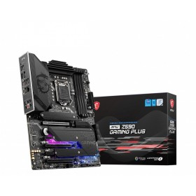 MSI MPG Z590 GAMING PLUS scheda madre Intel Z590 LGA 1200 ATX