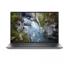 "DELL Precision 5550 DDR4-SDRAM Mobile workstation 39.6 cm (15.6"") 1920 x 1200 pixels 10th gen Intel® Core™ i7 16 GB 512 GB SSD"
