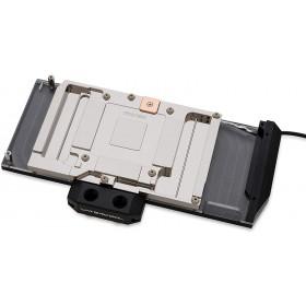 Watercool radiatore V per RTX 3080/3090 - ACRYL Ni-Bl ARGB (15643)
