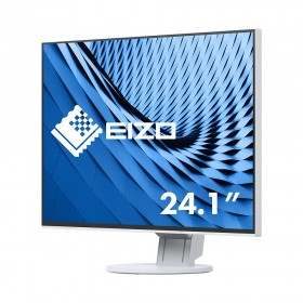 "EIZO FlexScan EV2456-WT LED display 61,2 cm (24.1"") 1920 x 1200 Pixel WUXGA Bianco"
