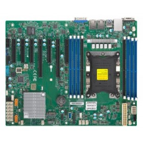 Supermicro X11SPL-F server workstation motherboard Intel® C621 LGA 3647 (Socket P) ATX