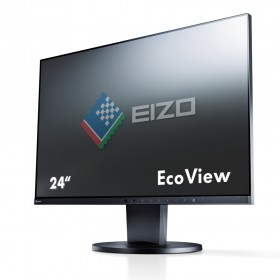 "EIZO FlexScan EV2450-BK LED display 60,5 cm (23.8"") 1920 x 1080 Pixel Full HD Nero"