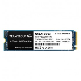 Team Group MP33 M.2 2000 GB PCI Express 3.0 3D NAND NVMe