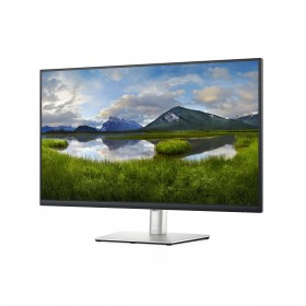 "DELL P3221D 80 cm (31.5"") 2560 x 1440 pixels Quad HD LCD Black"