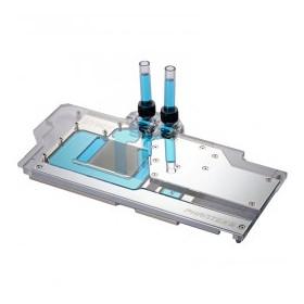 PHANTEKS Glacier G6000 STRIX GPU Water Block, ASUS RX 6800/6900 Strix/TUF, D-RGB - mit Backplate, chrome
