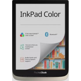 Pocketbook InkPad Color lectore de e-book Pantalla táctil 16 GB Wifi Plata