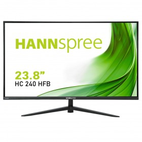 "Hannspree HC 240 HFB 60.5 cm (23.8"") 1920 x 1080 pixels Full HD LED Black"