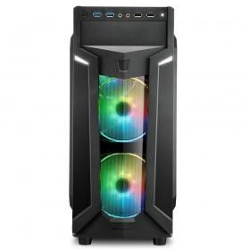 Sharkoon VG6-W RGB Midi Tower Negro