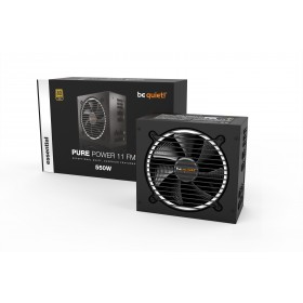 be quiet! PURE POWER 11 550W FM power supply unit 20+4 pin ATX ATX Black