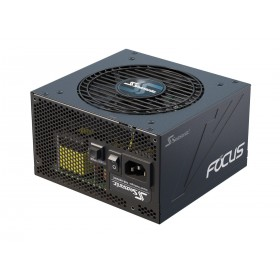 Seasonic FOCUS PX-550 power supply unit 550 W 20+4 pin ATX ATX Black