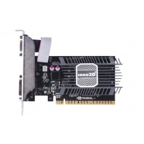 Inno3D N730-1SDV-E3BX graphics card NVIDIA GeForce GT 730 2 GB GDDR3