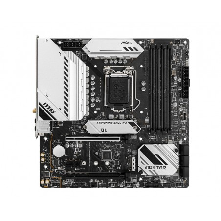 MSI MAG B560M MORTAR WIFI placa base Intel B560 LGA 1200 micro ATX