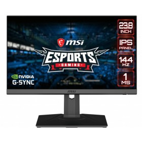 "MSI Optix MAG245R 60,5 cm (23.8"") 1920 x 1080 pixels Full HD LCD Noir"