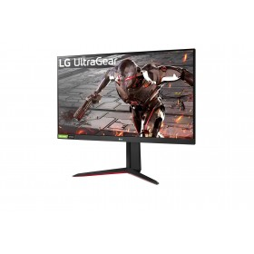 "LG 32GN550-B monitor piatto per PC 80 cm (31.5"") 1920 x 1080 Pixel Full HD Nero"