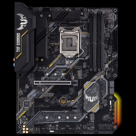 ASUS TUF GAMING B460-PLUS Intel B460 LGA 1200 ATX