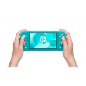 """Nintendo Switch Lite portable game console 14 cm (5.5"""") 32 GB Touchscreen Wi-Fi Turquoise"""