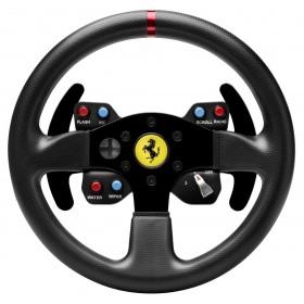 Thrustmaster Ferrari 458 Challenge Wheel Add-On Black USB 2.0 Steering wheel PC, Playstation 3
