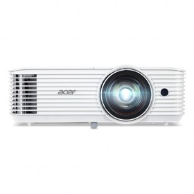 Acer S1286H data projector Ceiling-mounted projector 3500 ANSI lumens DLP XGA (1024x768) White