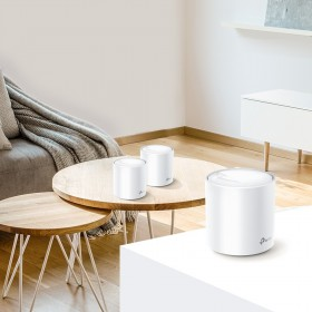 TP-LINK AX3000 Whole Home Mesh Wi-Fi 6 System