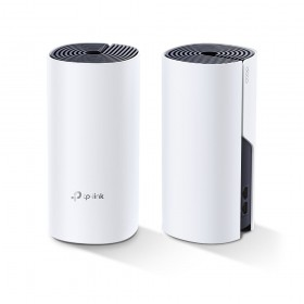 TP-LINK Deco P9 (2-pack) Dual-band (2.4 GHz 5 GHz) Wi-Fi 5 (802.11ac) Bianco Interno