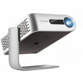 Viewsonic M1 data projector Portable projector 125 ANSI lumens LED WVGA (854x480) 3D Silver