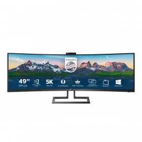 Philips P Line 32 9 SuperWide curved LCD display 499P9H 00