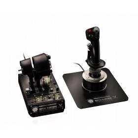 Thrustmaster Hotas Warthog Schwarz Joystick PC, Playstation 3